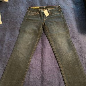 NWT J.Crew Factory Stretch Matchstick Jeans 27S